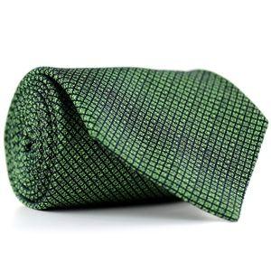 Stefano Ricci Woven Silk Necktie Green/Blue Woven